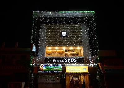 Hotel SPDS Exterior